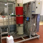 La Universidad de Burgos patenta un nuevo sistema de depuración de aguas residuales industriales