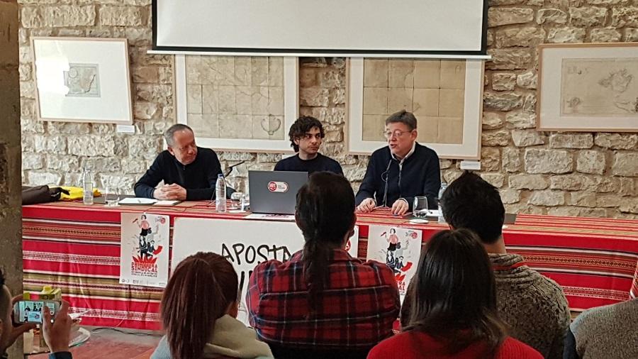 Ximo Puig anuncia un próximo pacto valenciano para impulsar la economía circular