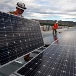 El reciclaje de paneles fotovoltaicos permite recuperar toneladas de vidrio, metales y plástico