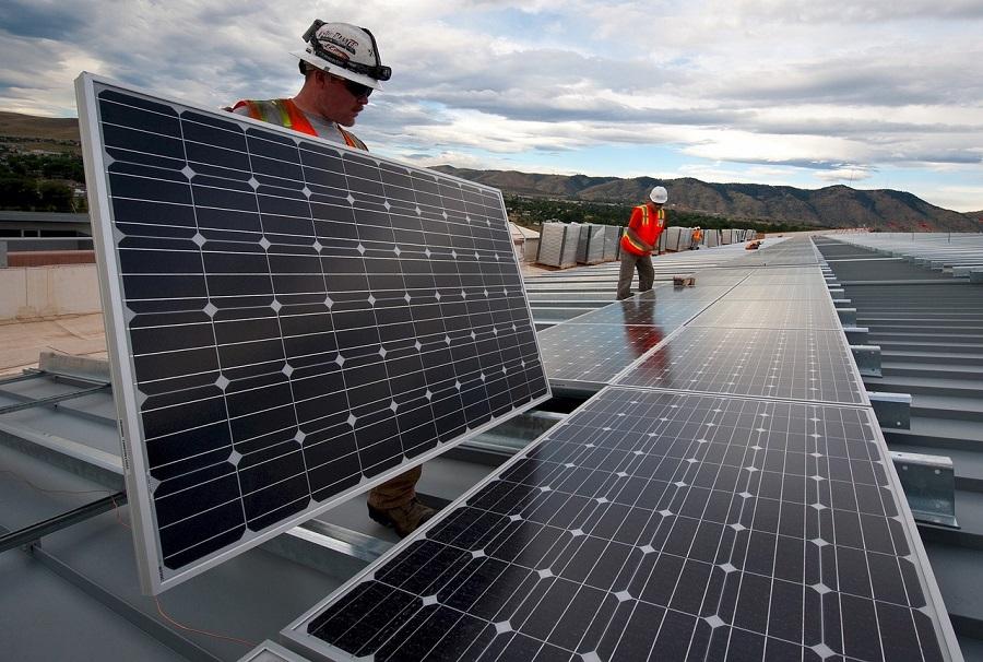 Los paneles fotovoltaicos también deben reciclarse