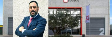 David Paulet, nuevo director de ventas de Bianna Recycling