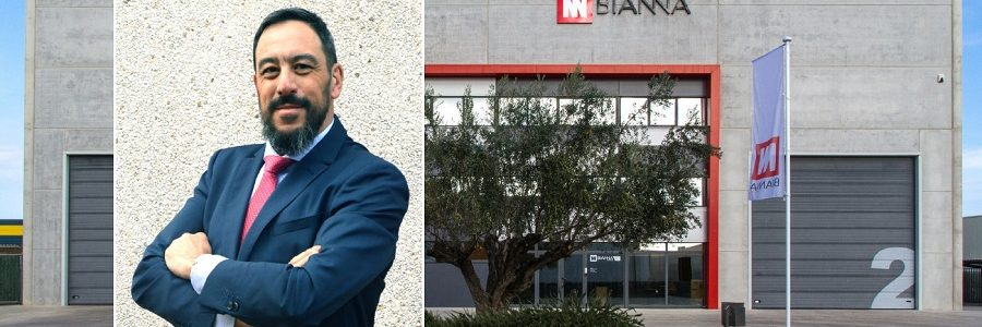 David Paulet, nuevo director de ventas de Bianna Recycling