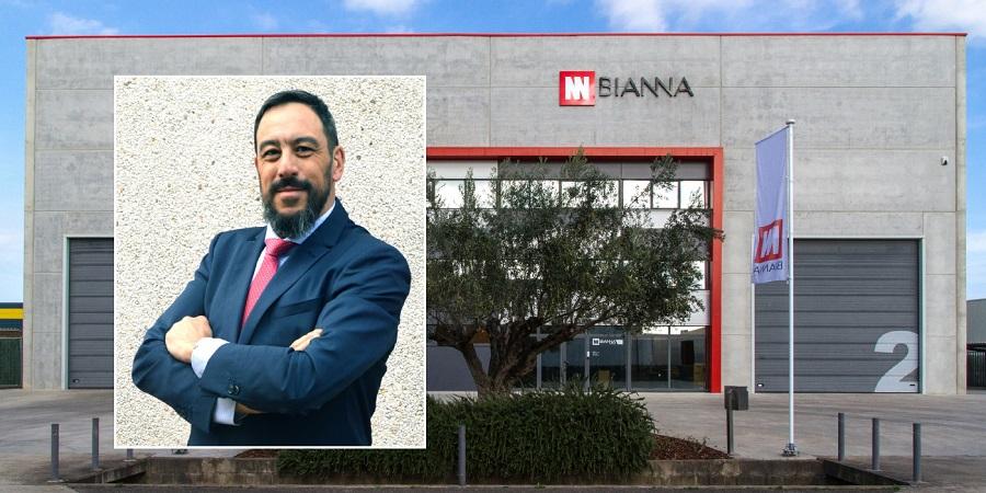 Bianna Recycling incorpora a David Paulet como Sales Director
