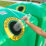 Los españoles reciclaron 789.235 toneladas de residuos de envases de vidrio en 2017