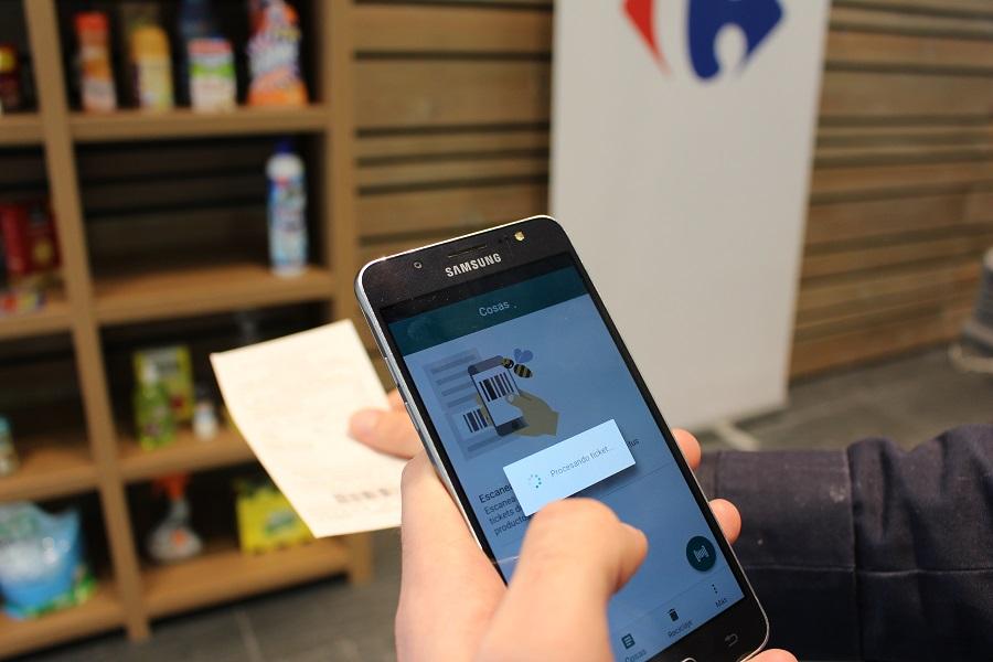 una app para reciclar la cesta de la compra