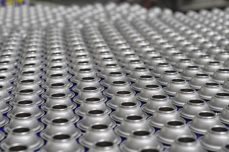envases de acero