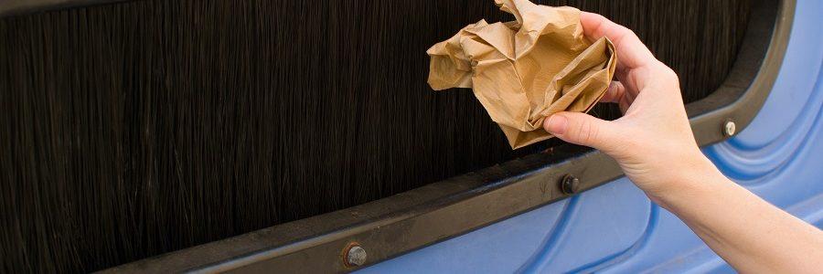 Repacar urge a mejorar la calidad del papel recuperado en el contenedor azul