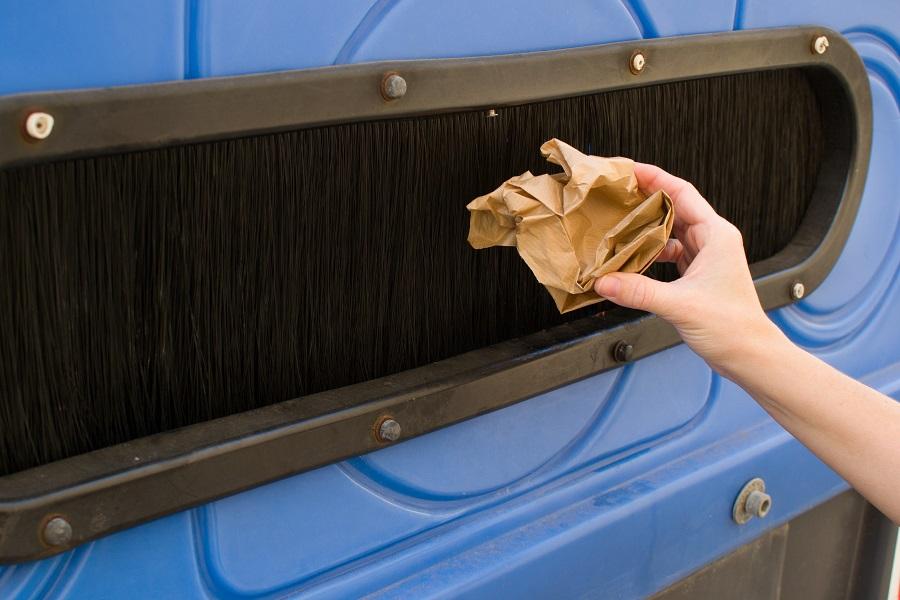 Repacar ve necesario mejorar la calidad del papel recuperado en el contenedor azul