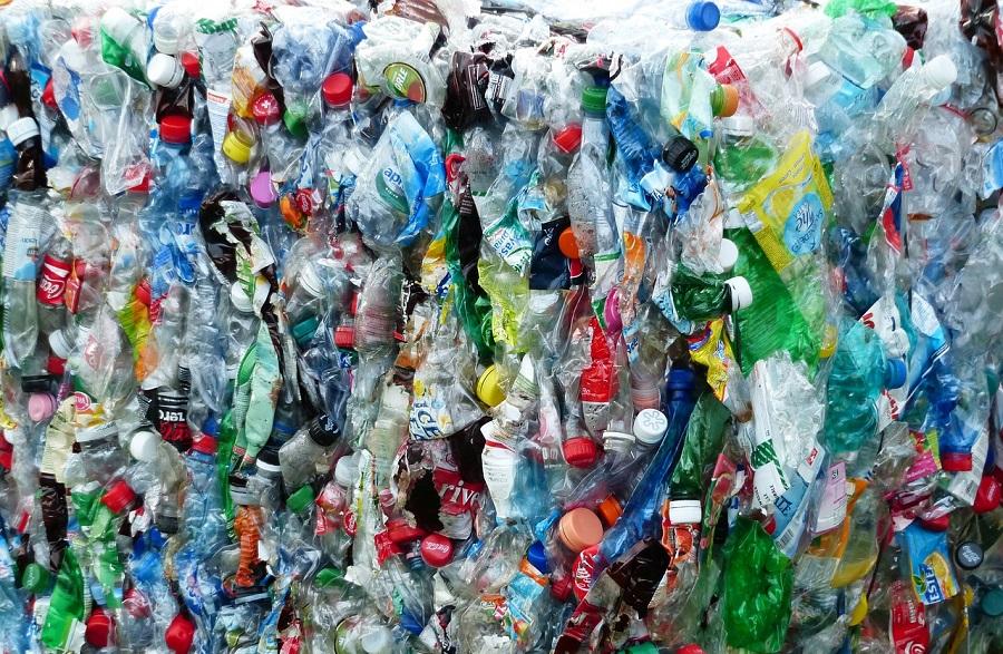 plásticos para reciclar
