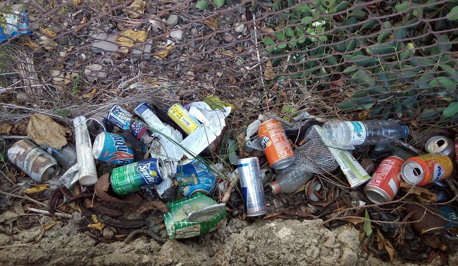 Residuos de envases