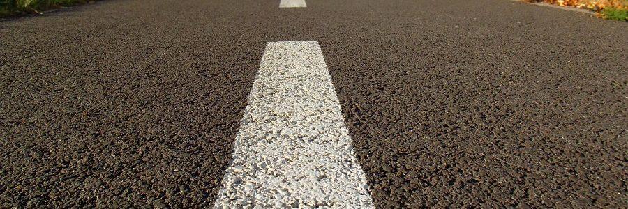 Un asfalto más ecológico fabricado a partir de neumáticos usados
