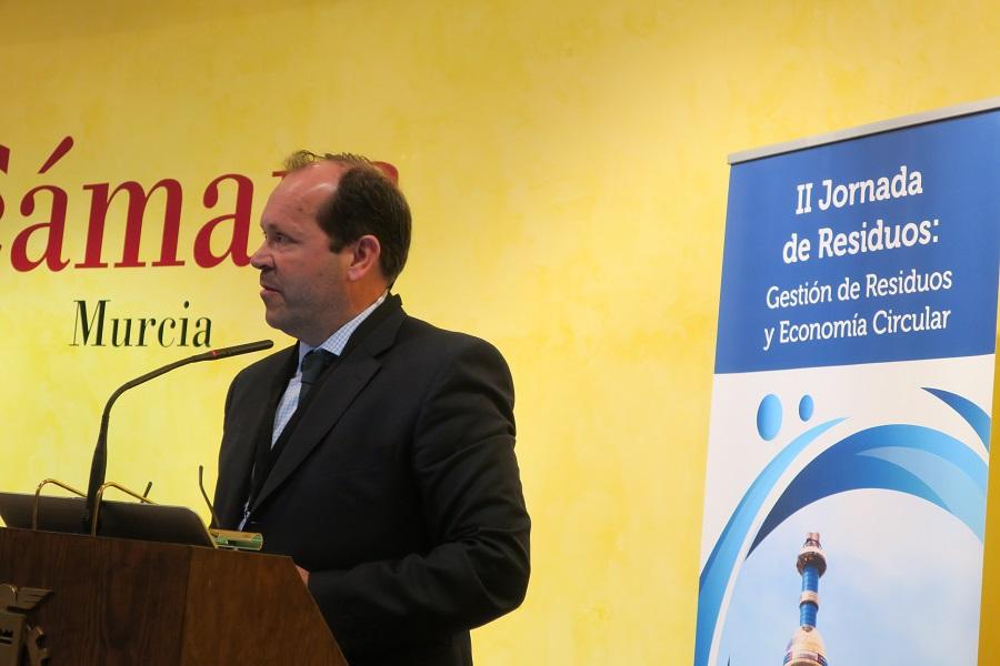 Javier Domínguez Lino, presidente de Sogama