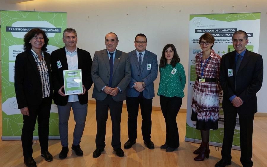 Convocado el Premio Acción Transformadora 2018 de ICLEI