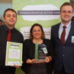 ICLEI dota con 10.000 euros el Premio a la Acción Transformadora 2018