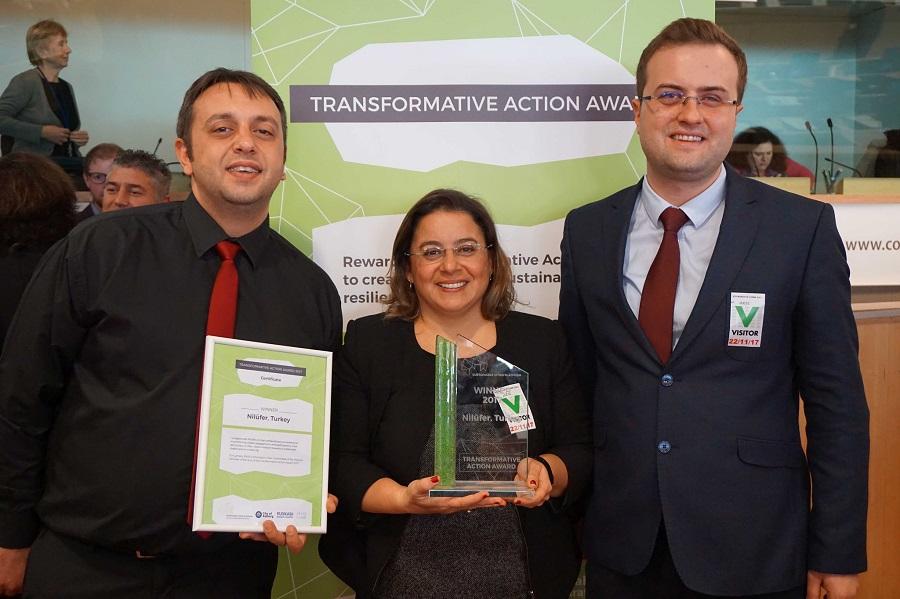 Premio Acción Transformadora 2017