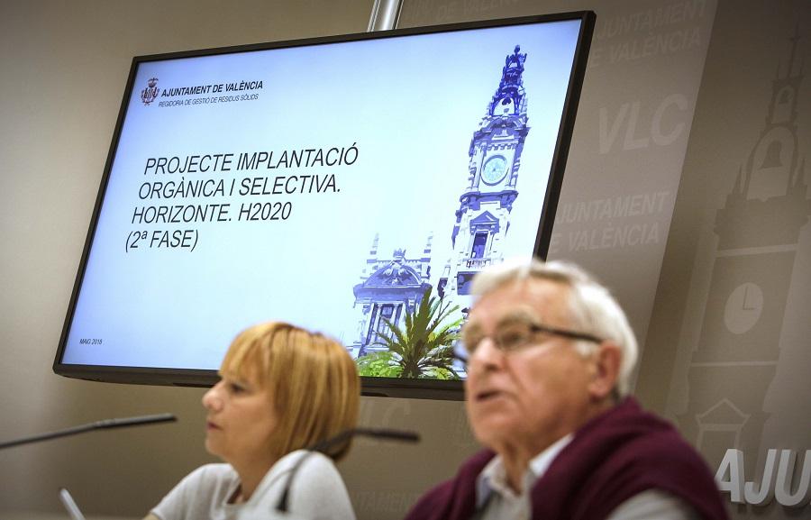 Valencia amplía la recogida selectiva de materia orgánica