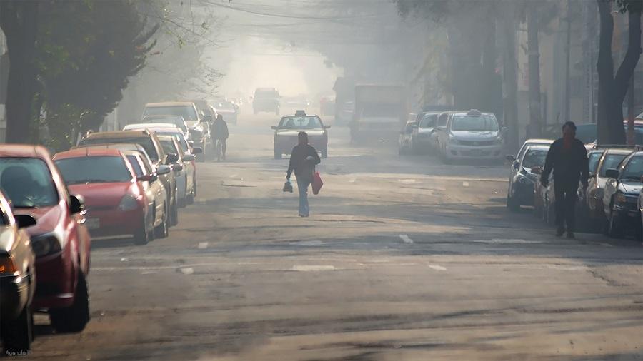 Nueve de cada diez personas en todo el mundo respiran aire contaminado