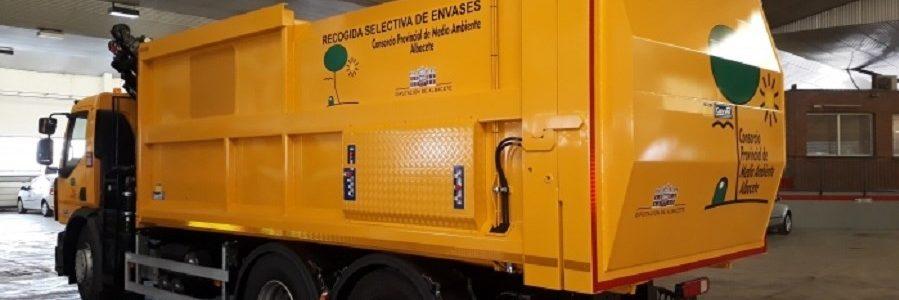 La Diputación de Albacete lanza una app para el envío de incidencias en la recogida de residuos