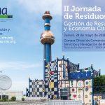 Murcia acogerá la II Jornada sobre Gestión de Residuos y Economía Circular