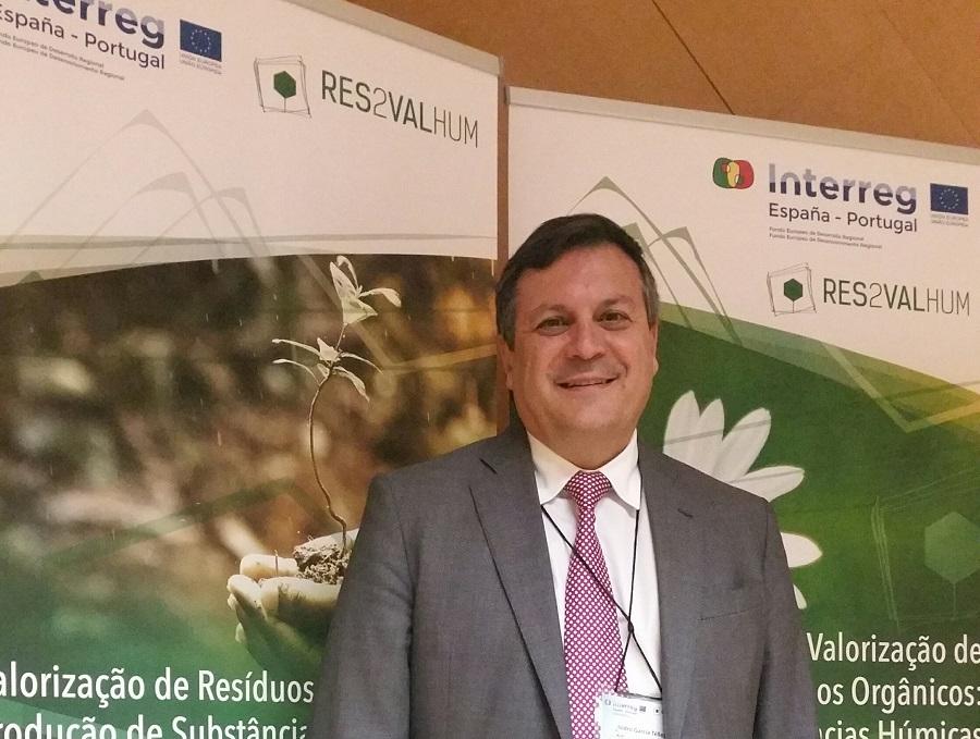 Isidro garcía, Director General de Sogama