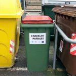 Zamudio mantendrá los contenedores de pañales del proyecto Waste4Think