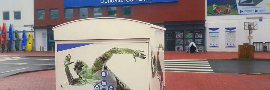 Decathlon instalará contenedores para la reutilización y reciclaje de ropa deportiva