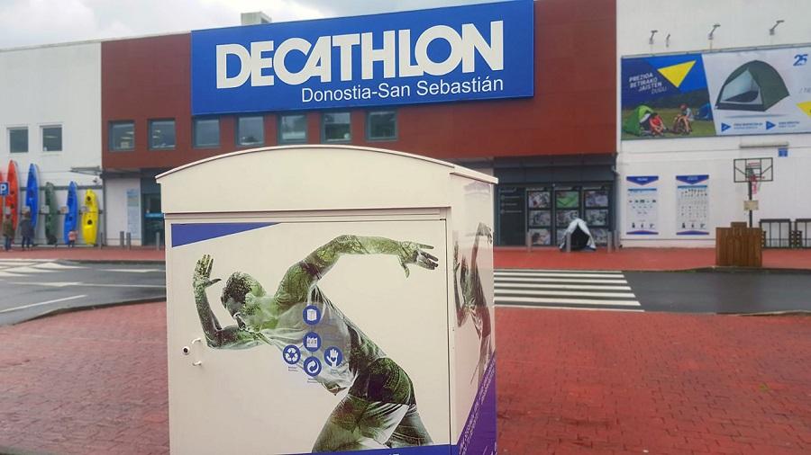 Decathlon y Koopera colaborarán en la reutilización y reciclaje de ropa deportiva