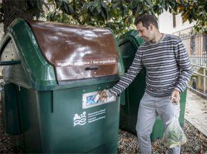La Comarca de Pamplona busca mejorar la recogida de orgánica
