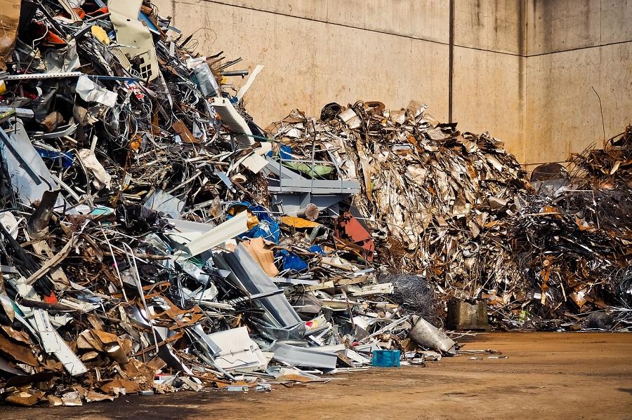Detenciones en China por tráfico ilegal de residuos