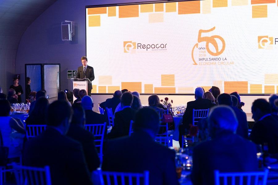 Repacar celebra su 50 aniversario