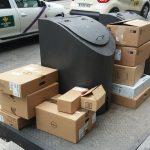 El Ayuntamiento de Jaén multará con hasta 300 euros a quien deje la basura fuera de los contenedores y a deshora