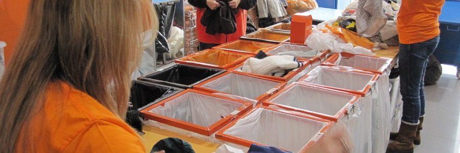 Barcelona acogerá una jornada sobre reutilización y reciclaje del residuo textil