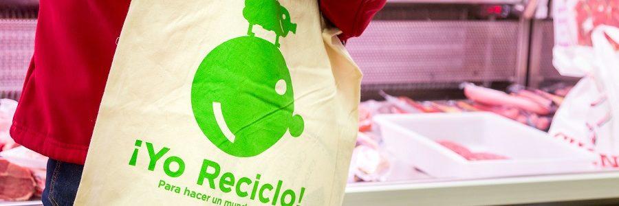 Los comercios de Zaragoza se implican en el reciclaje de residuos