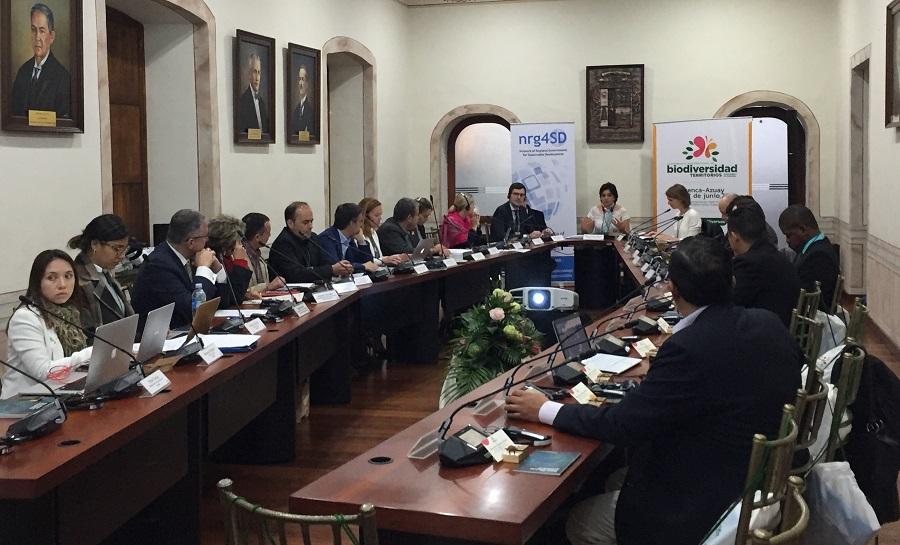 Euskadi será la próxima sede de la asamblea general de Gobiernos regionales por la sostenibilidad