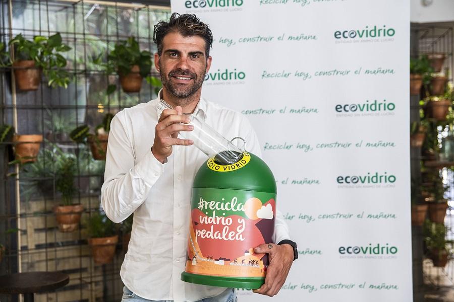 Ecovidrio y la Vuelta colaboran un año más en favor del reciclaje