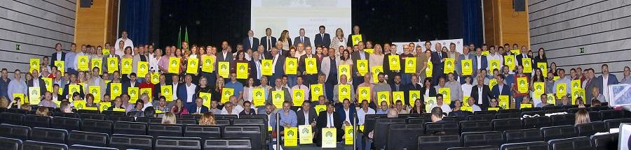 Los responsables de 300 desguaces se reunieron en el encuentro de SIGRAUTO