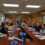 Técnicos de Georgia visitan Sogama como paradigma del control de emisiones a la atmósfera