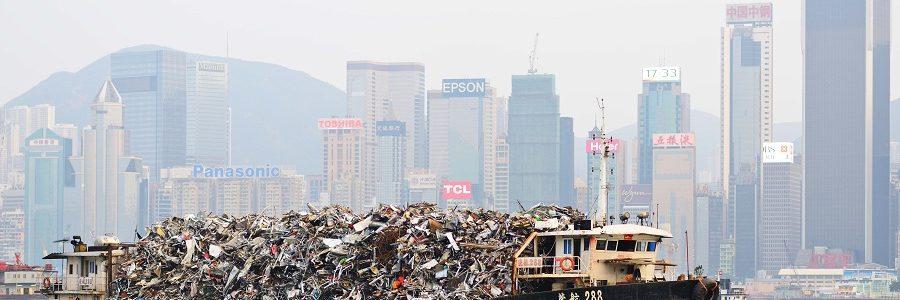 TOMRA Sorting Recycling publica un e-book con consejos para cumplir la normativa China sobre importación de residuos