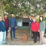 La Escuela de Viticultura y Enología de Requena desarrolla un proyecto piloto de recogida de biorresiduos