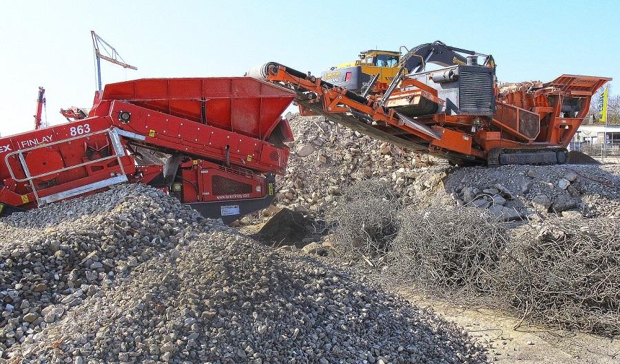 Nuevas ayudas en cataluña al uso de áridos reciclados