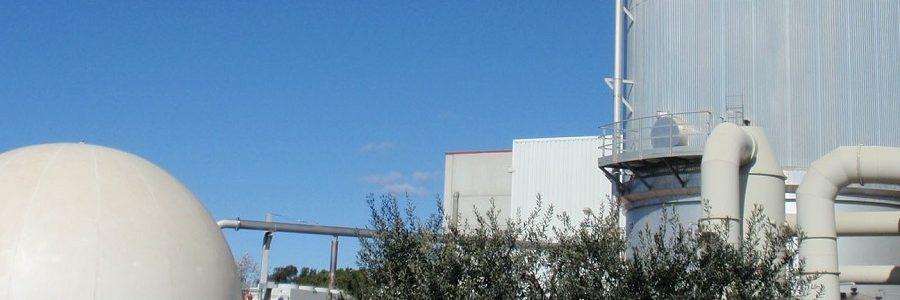 Remodelación de la planta de compostaje y biometanización de Terrassa