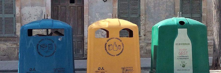 Aprobado el proyecto de ley de residuos de Baleares