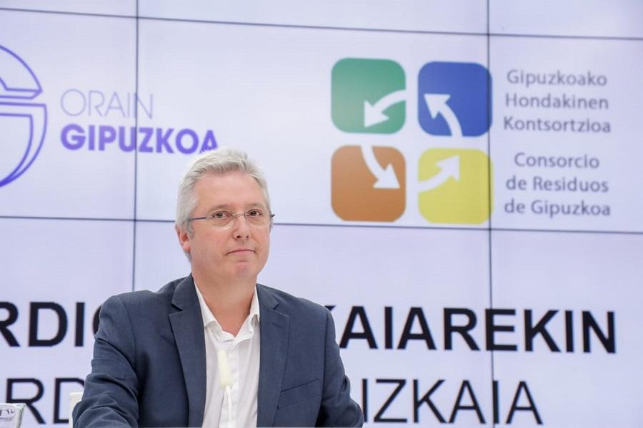 Gipuzkoa enviará sus residuos a Bizkaia