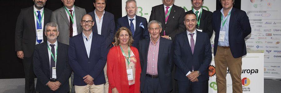 Ion Olaeta, reelegido presidente de la patronal del reciclaje