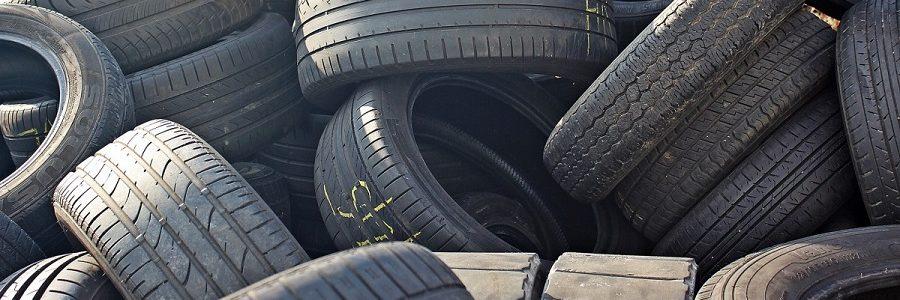 Cinco millones de neumáticos no pagan los costes de su reciclaje