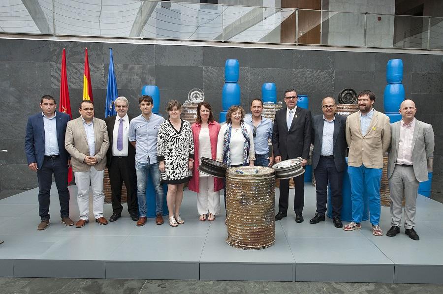 Presentación de la nueva ley de residuos de Navarra
