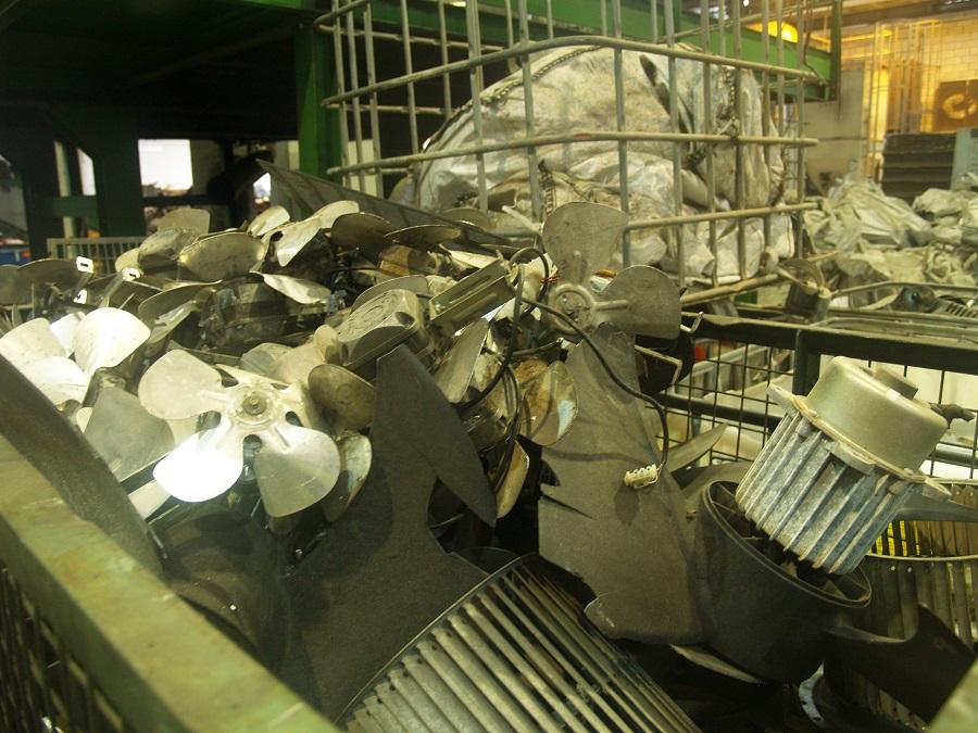 Recyclia ya gestiona más de 10.000 toneladas de residuos de electrónica profesional