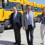 Sevilla invierte 4 millones en renovar su flota de vehículos de recogida de residuos y limpieza viaria