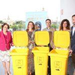 Sevilla potencia la recogida selectiva de residuos en la hostelería
