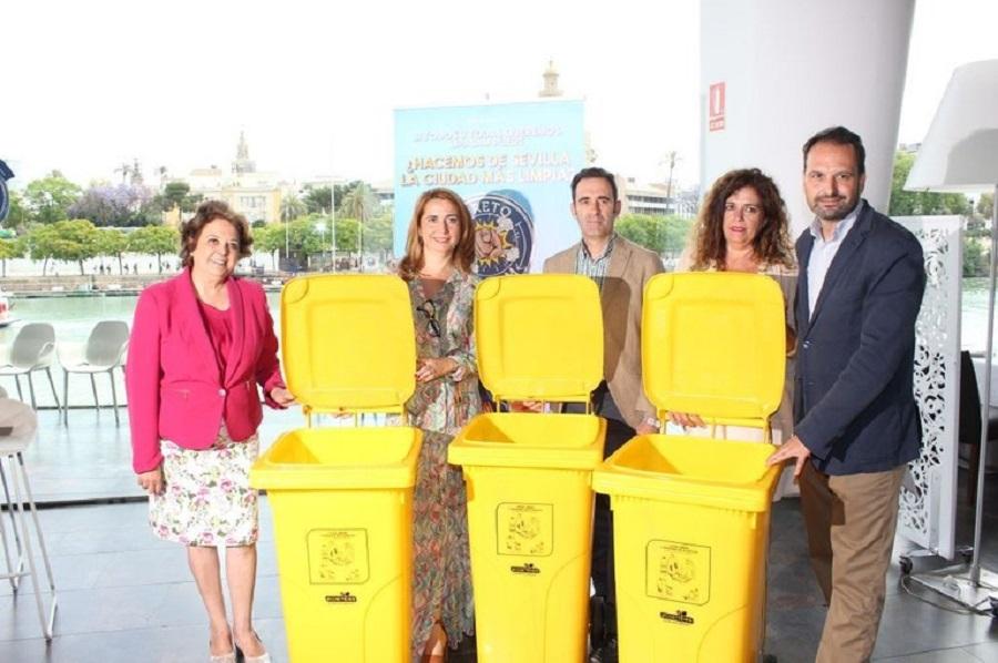 Sevilla potencia el reciclaje en la hostelería